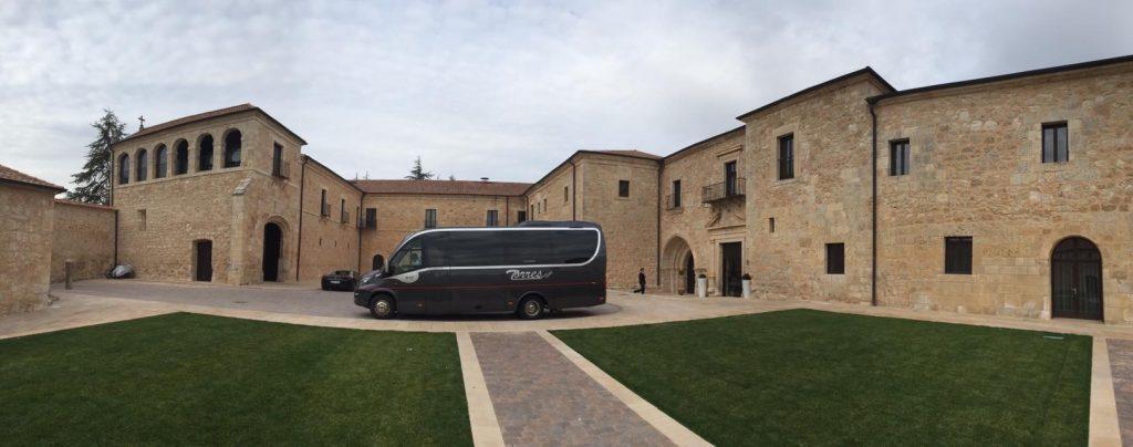 Mini coach hire MADRID Spain