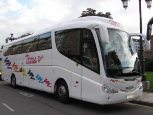 Rent a Bus Spain