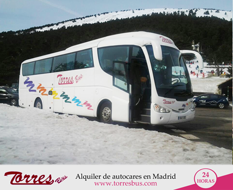 BUS TRIP IN FATIMA - PORTUGAL - SALAMANCA - LOURDES