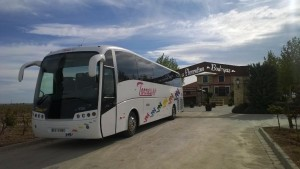 Bus rental with driver